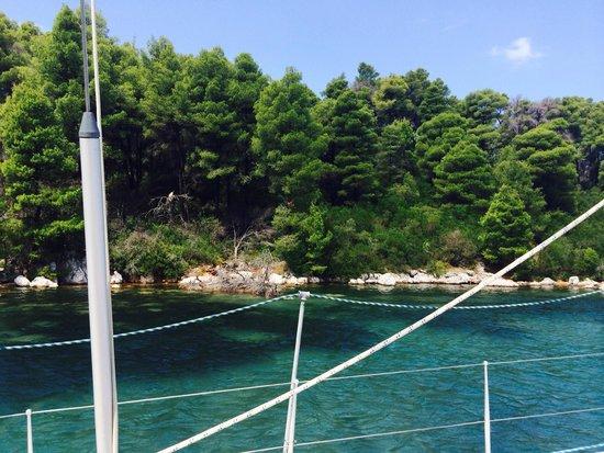 AEGEO Sailing Yacht: Paronmros