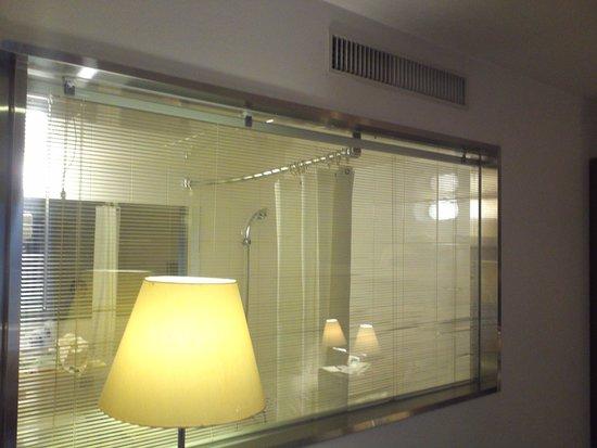 Oriental Hotel Hiroshima: バスルーム