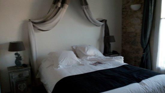 Hotel Dejeunez Sous L'Arbre : la chambre