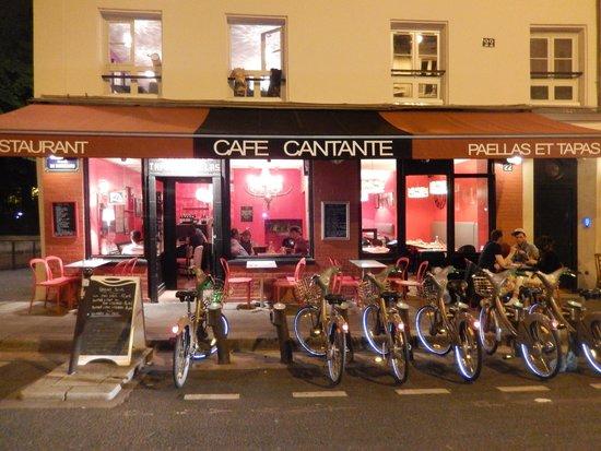 Cafe Cantante: CAFÉ CANTANTE - Extérieur du restaurant