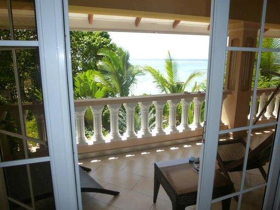 Villa Dorado : Zimmeraussicht