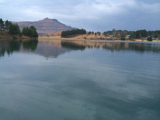 Castleburn Leisure Resort: This is a big lake with plenty of good size trout
