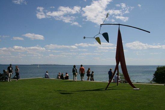 Musée d'art moderne Louisiana : Louisiana Museum Modern Art Copenhagen