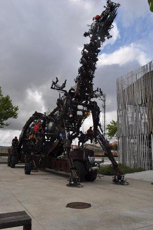 Les Machines de L'ile : Le cheval dragon