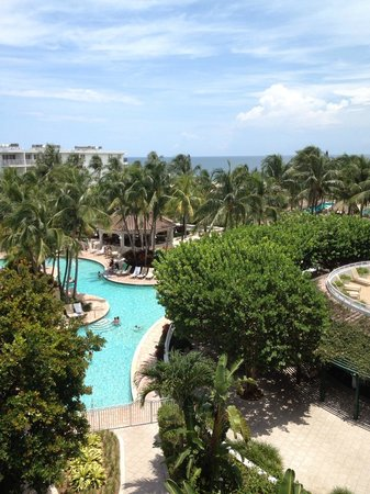 Lago Mar Resort and Club : Aussicht aus unserer Suite