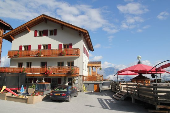 Hotel Restaurant Les Etagnes