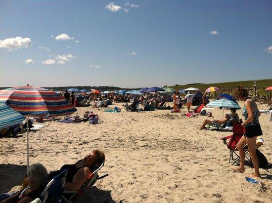The Milestone: Footbridge Beach