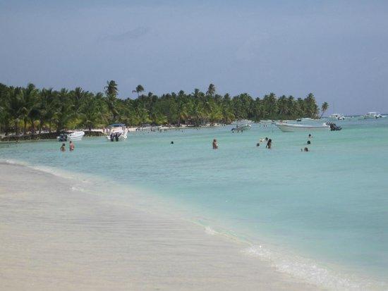 Tropical Princess Beach Resort & Spa: Plage de SAONA