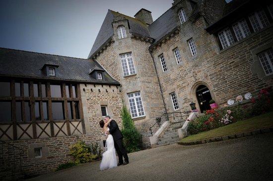 Chateau Hotel de Brelidy : Un cadre sublime