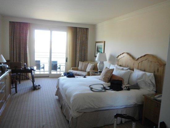 Terranea Resort : King room