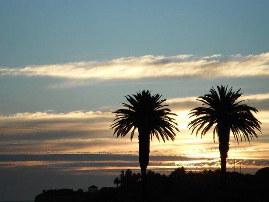 Terranea Resort : Sunset on the beach