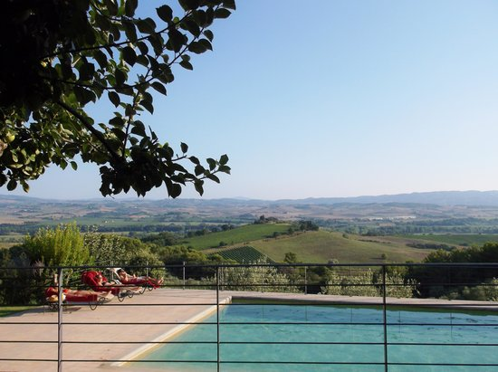 Castello Banfi - Il Borgo: The Pool