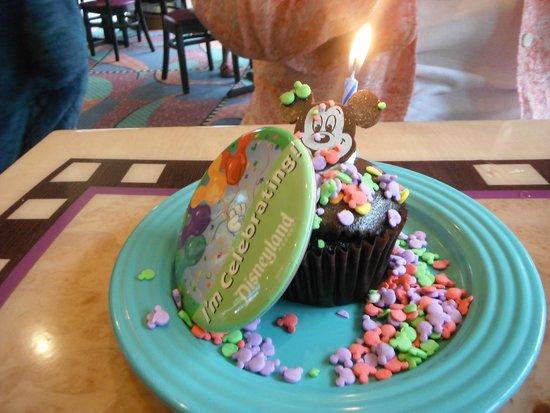 Goofy's Kitchen : Birthday treats