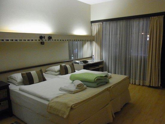 Hotel Europa Hof & Restaurant: 室内