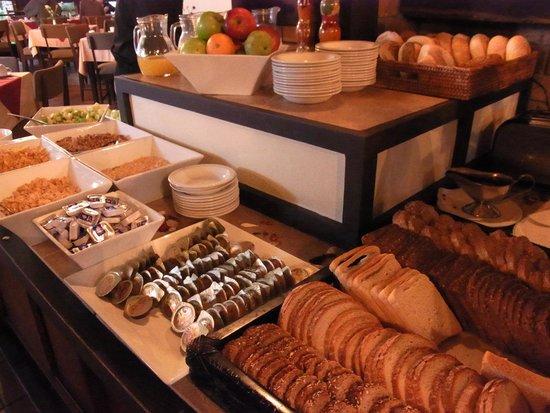 Hotel Europa Hof : 朝食