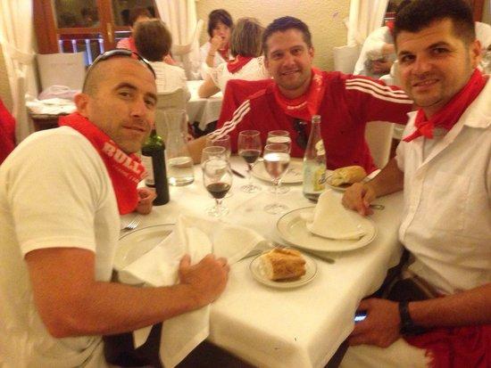 Restaurante San Ignacio: Trip of a lifetime at the best resturaunt in Pamplona!