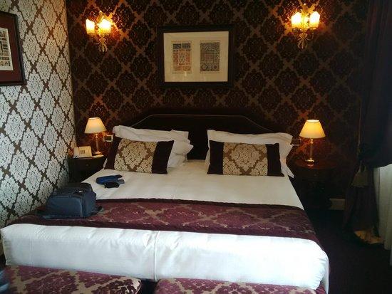 Hotel Londra Palace: une décoration classique et élégante