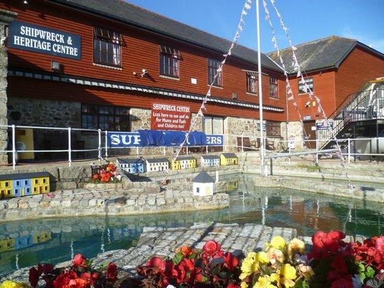 Charlestown: Shipwreck centre