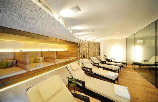 Nals, Italië: Boutique hotel Zum Rosenbaum Meran