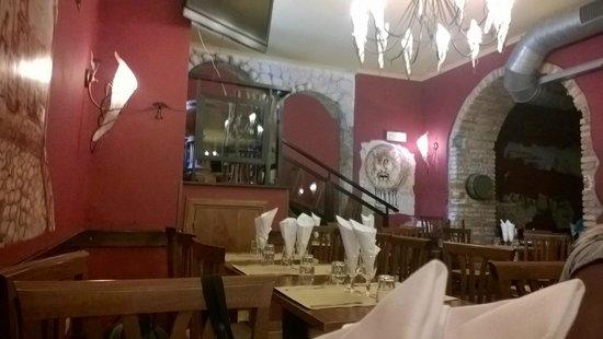 Ristorante foto di trattoria vecchia roma roma for La vecchia roma ristorante roma