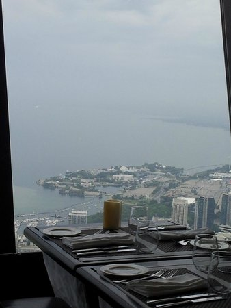 360 The Restaurant at the CN Tower: Lunch at 360 CN Tower