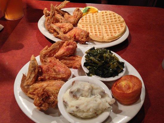 Glady's Knight and Ron Winans: Glady Knight's (downtown Atlanta)