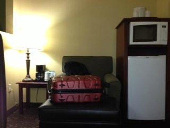 Country Inn & Suites by Radisson, San Jose International Airport, CA: Nook