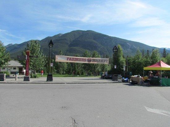 Banff Aspen Lodge: Markt