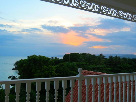 Luxury Bahia Principe Cayo Levantado Don Pablo Collection: View from our balcony