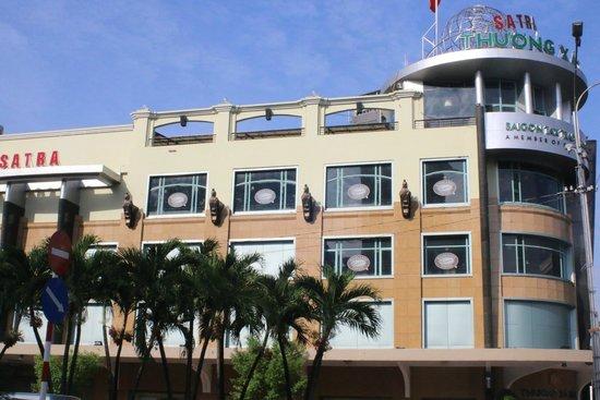 Thuong Xa Tax (Saigon Tax Trade Center): 国営百貨店外観