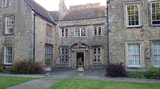 The Manor House Hotel: lovely building