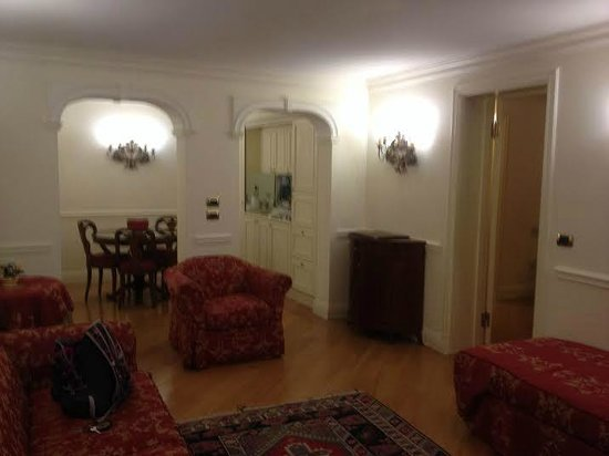 Hotel Royal San Marco : Suite