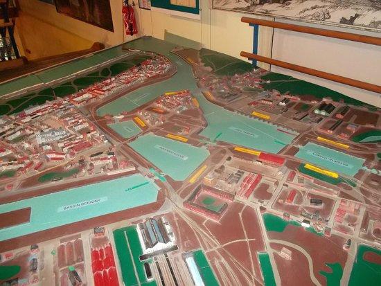 Estran Cité de la Mer : Эволюция порта