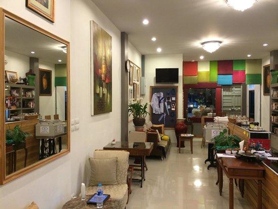 Rawai Beach: Nice nice Coffee Shop