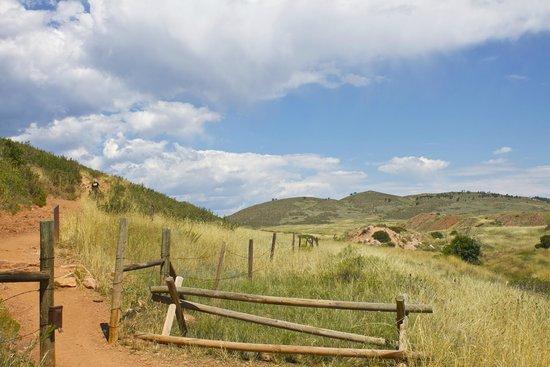 Devil's Backbone Nature Trail : Wide open spaces