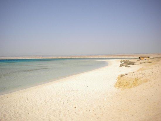 Sharm El Luli : spiaggia