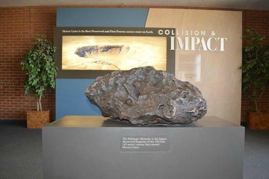 Meteor Crater: Meteorite
