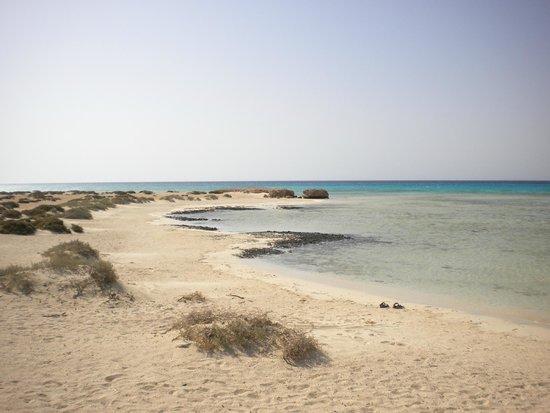 Sharm El Luli : sabbia