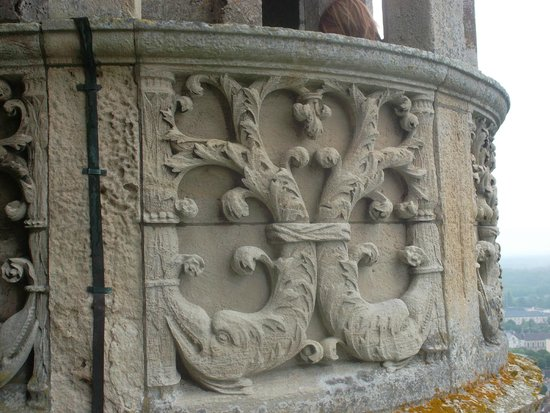 Tour de la Cathédrale de Chartres : На башне