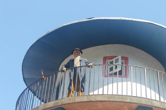 Dyreparken: Tobias i tårnet i Kardemommeby