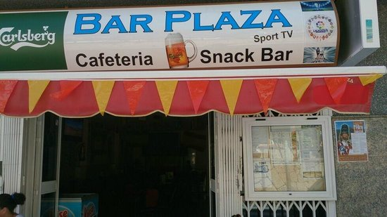 ‪Bar Cafeteria Plaza‬