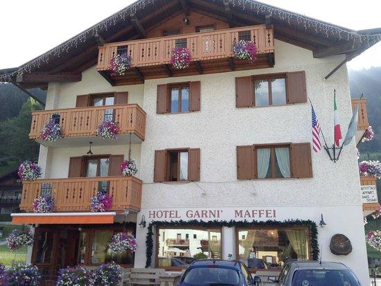 Hotel Maffei: Vista ingresso