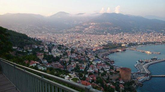 Alanya Kalesi (Castle): view