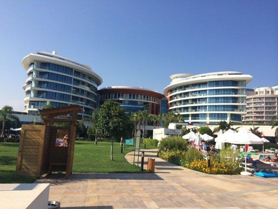 Baia Lara Hotel: Hotel