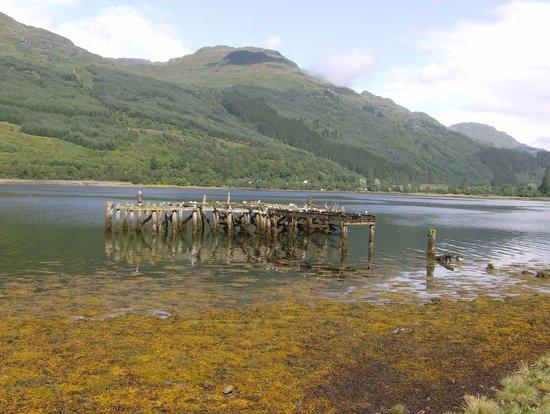 Loch Long Hotel: Loch Long