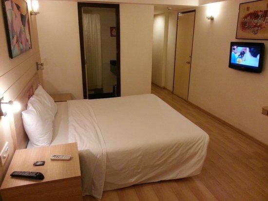 Red Fox Hotel Jaipur: Standard Bed Room