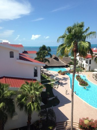 The Royal Cancun All Suites Resort: Room B1143