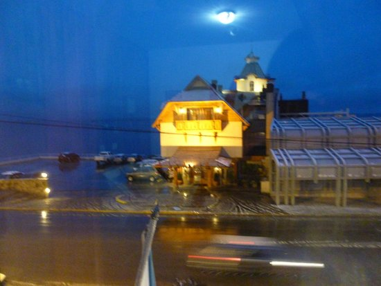Hosteria Las Amapolas: Vista desde la habitación