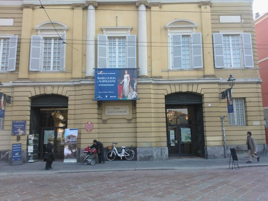 Museo Lombardi - Marie Louise and Napoleon: Museo, ingresso