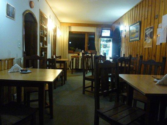 Hosteria Las Amapolas: Desayuno